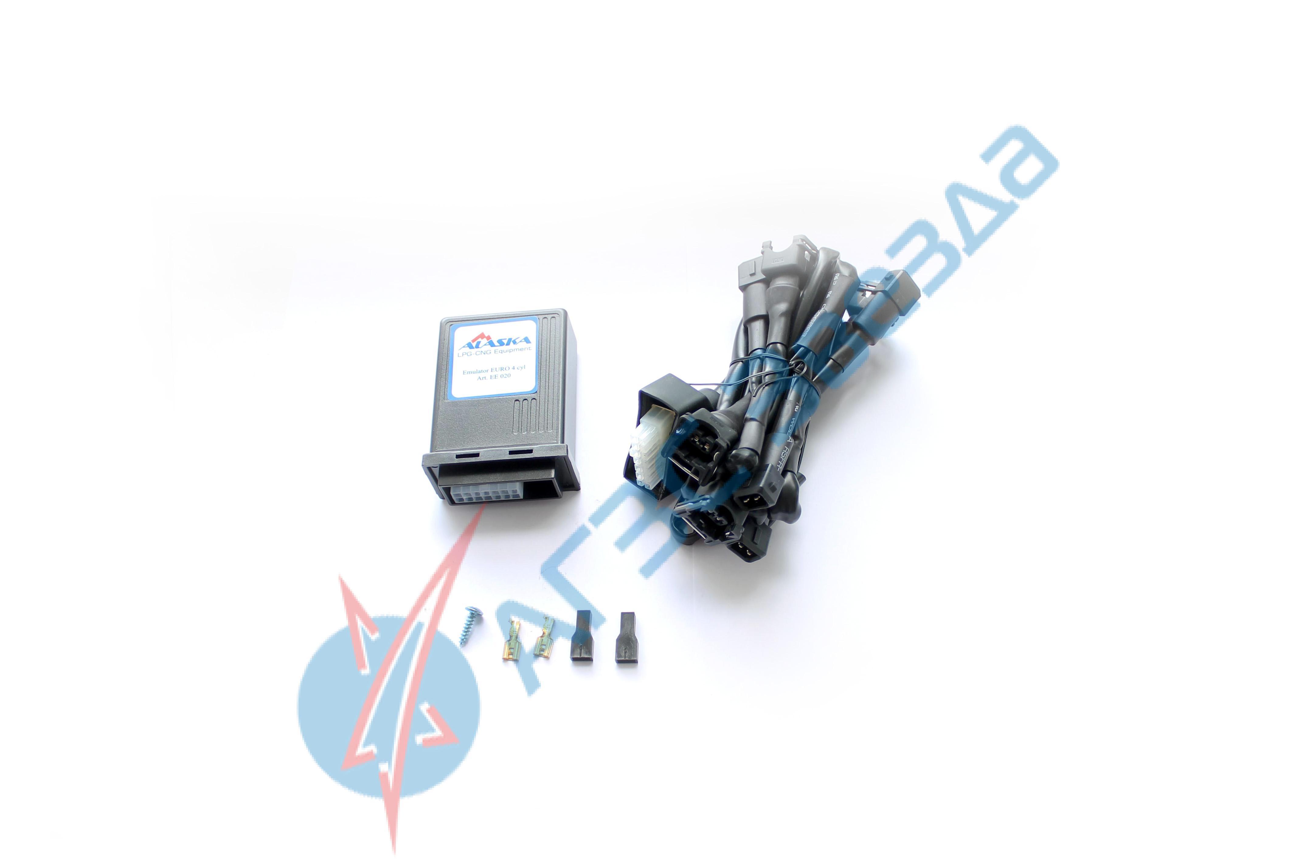 Эмулятор ОМВ форсунок 4 цилиндра (евро)