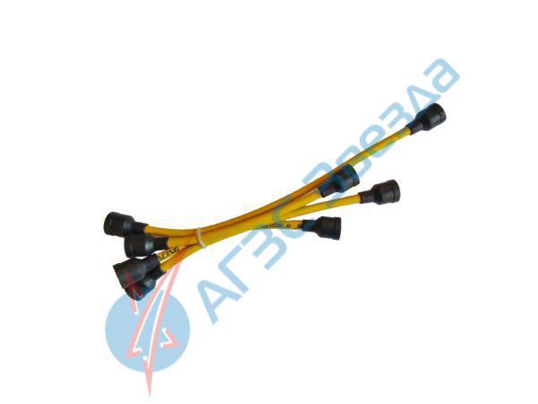 Провода BR 007S ГАЗ 406, УАЗ 409 (без наконечников)