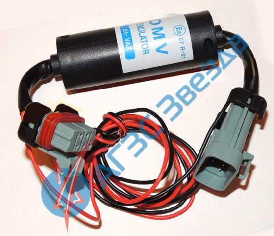 Эмулятор форсунок 4 цилиндра ВАЗ