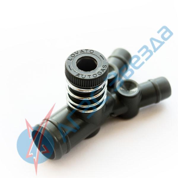 Дозатор подвода газа Lovato 19х12х12 с 1 регулятором