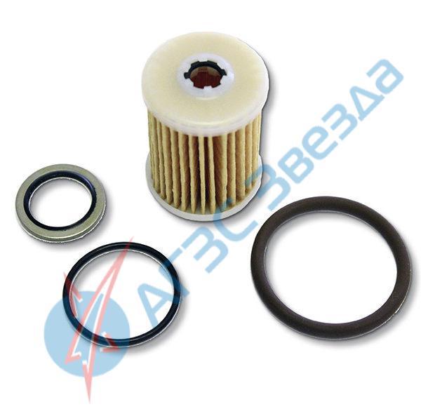 Фильтр газа с уплотнителем для редуктора OMVL HP