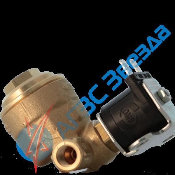 Клапан газа OMB электромагнитный