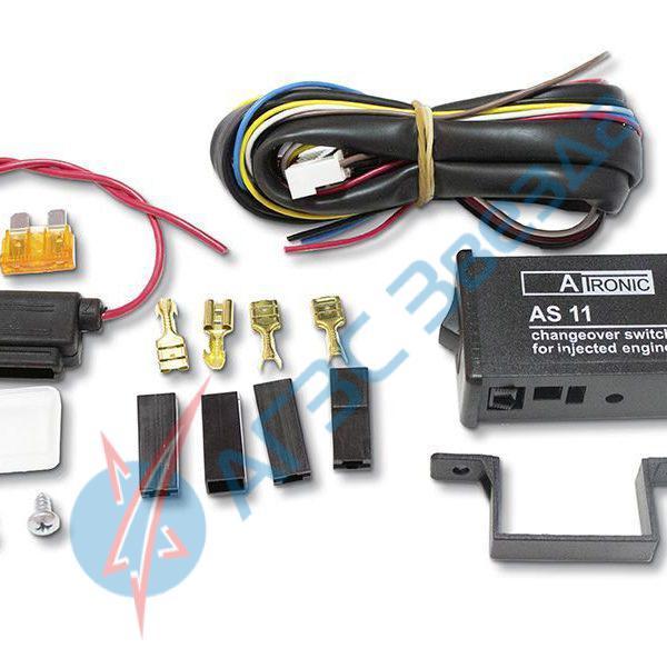 Переключатель AS11 (электронный, инжектор, автоматический)