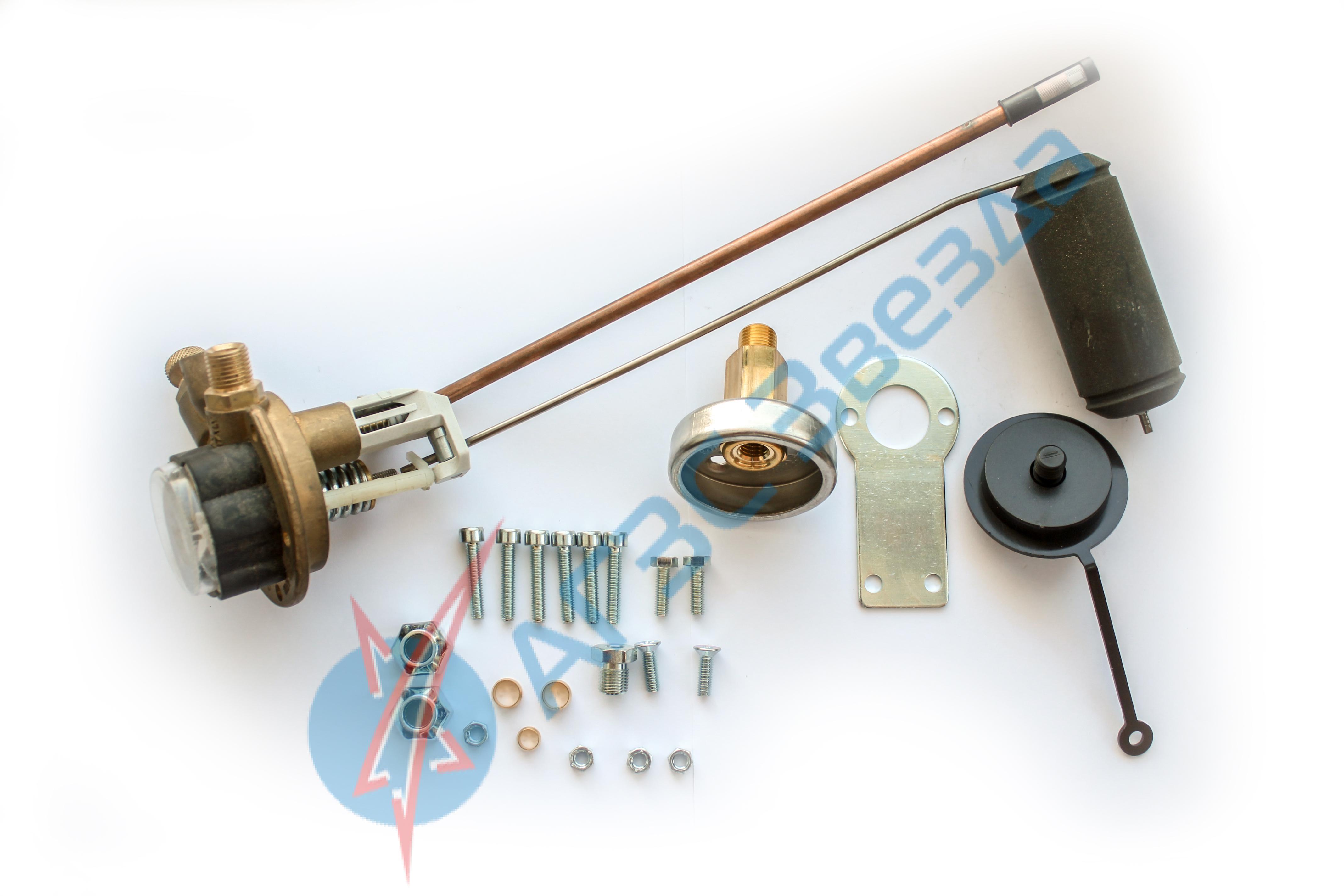 Мультиклапан OMVL 360/30 кл.А с ВЗУ