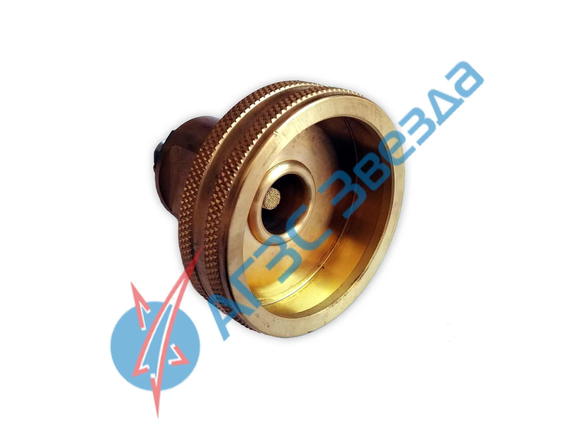 Адаптер для ВЗУ Tomasetto с фильтром латунь