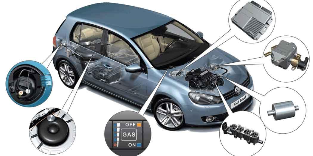 Техника безопасности при вождении авто с ГБО